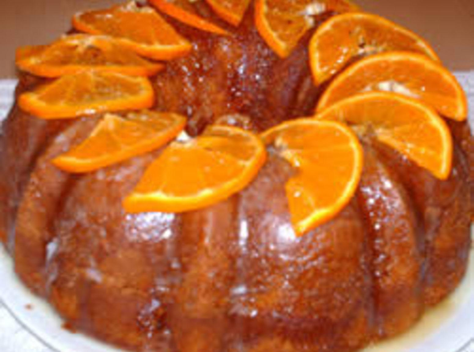 Harvey Wallbanger Bundt Cake