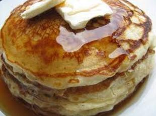 Aunt Viola's Buttermilk Pancakes Recipe
