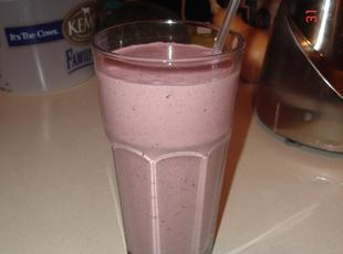 Berry'ana Power Smoothie Recipe
