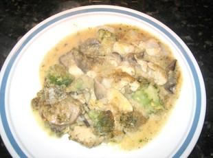 *** Mom's Chicken Casserole #1 *** Recipe