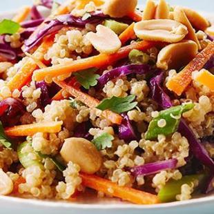 Thai Quinoa Salad Recipe
