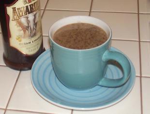 Amarula Coffee Recipe