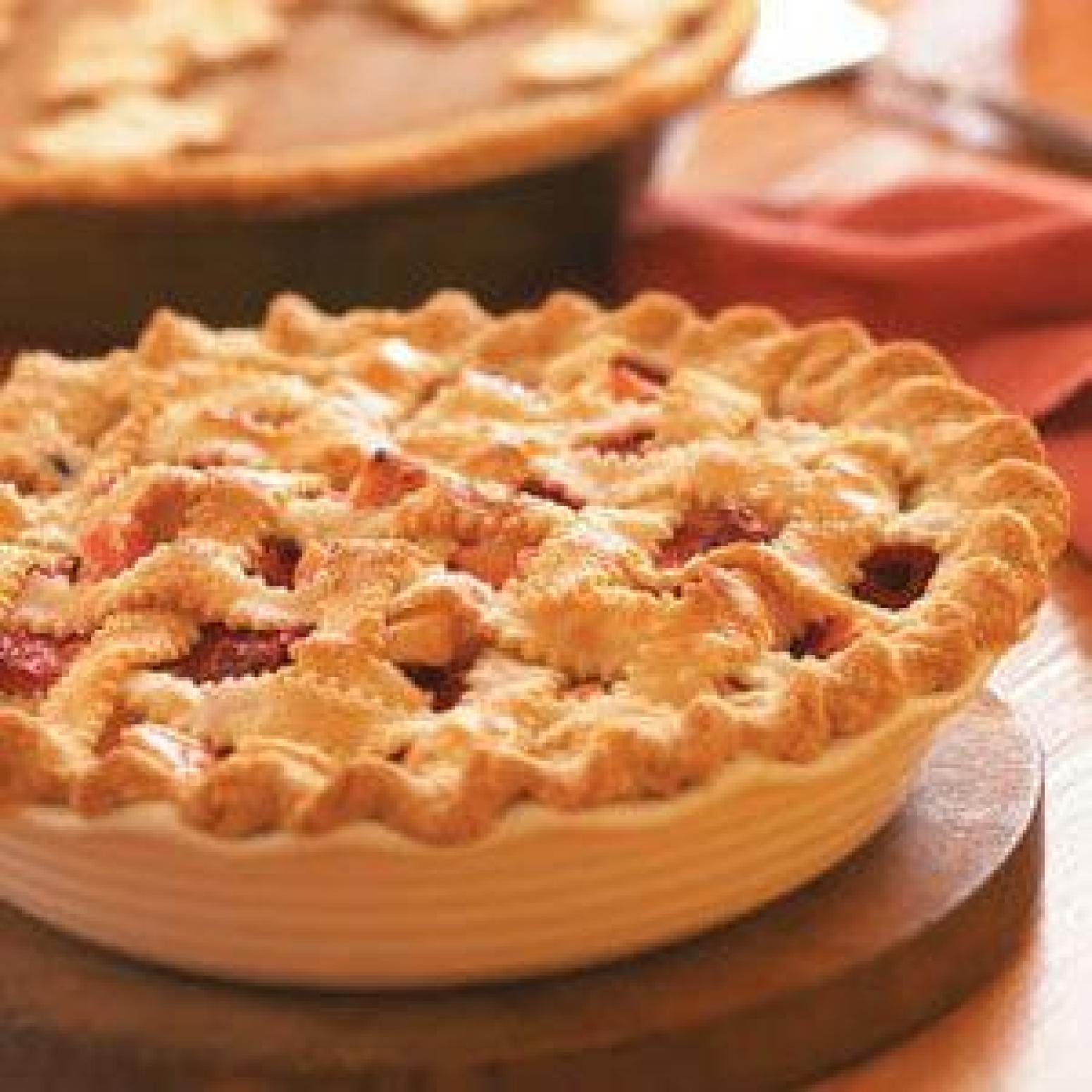 berry apple pie recipe just a pinch recipes. Black Bedroom Furniture Sets. Home Design Ideas