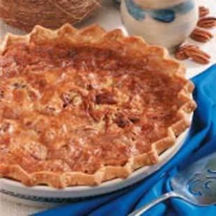 Pecan Coconut Pie Recipe