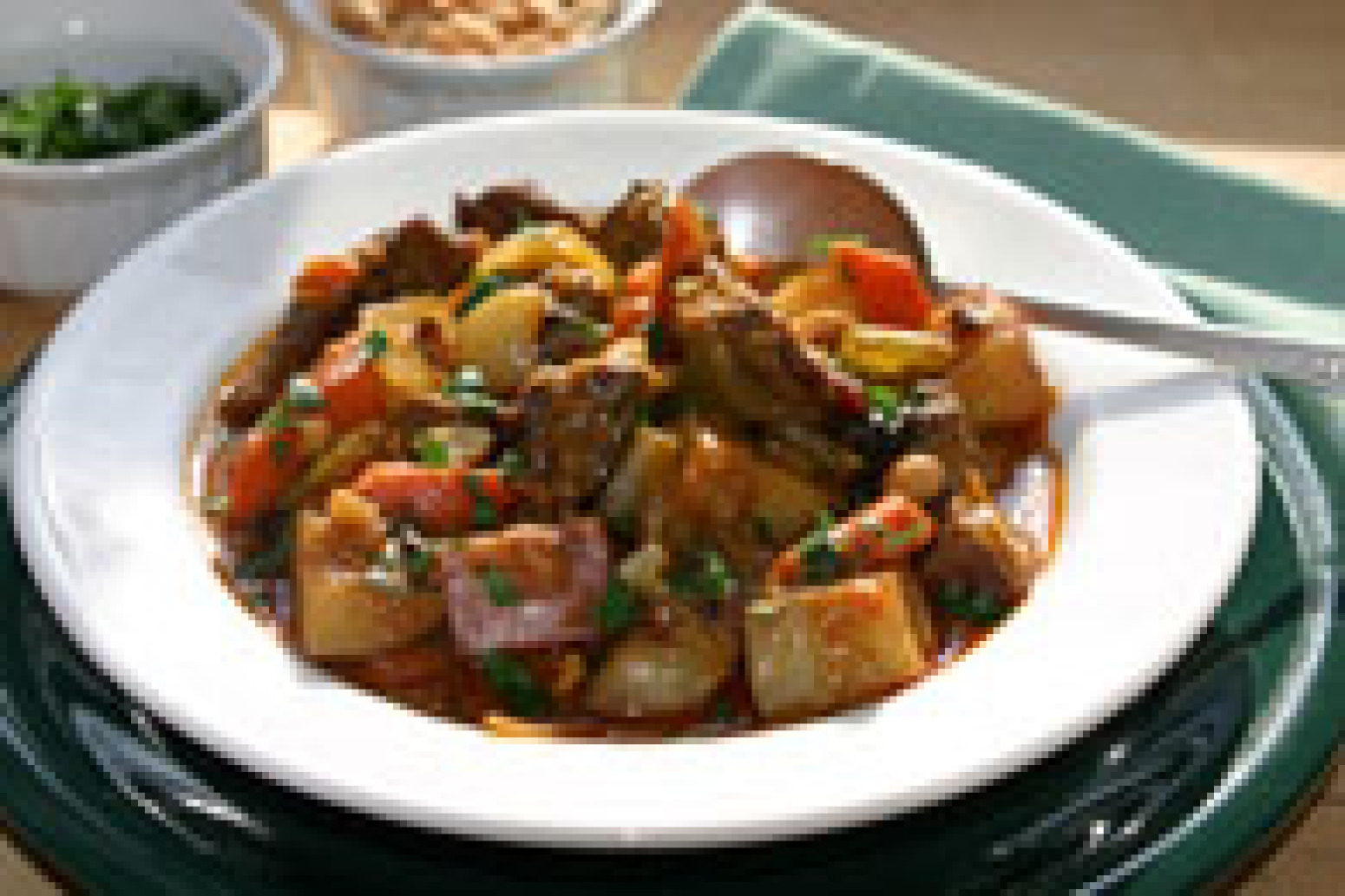 Crock Pot Curried Beef Stew Recipe | Just A Pinch Recipes