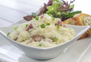 Ham and Cheese Grits Recipe
