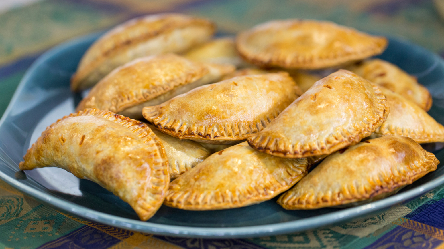 Empanadas Natalie Morales Recipe | Just A Pinch Recipes