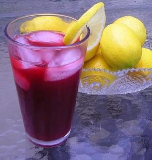 Zee's Blackberry Lemonade Recipe