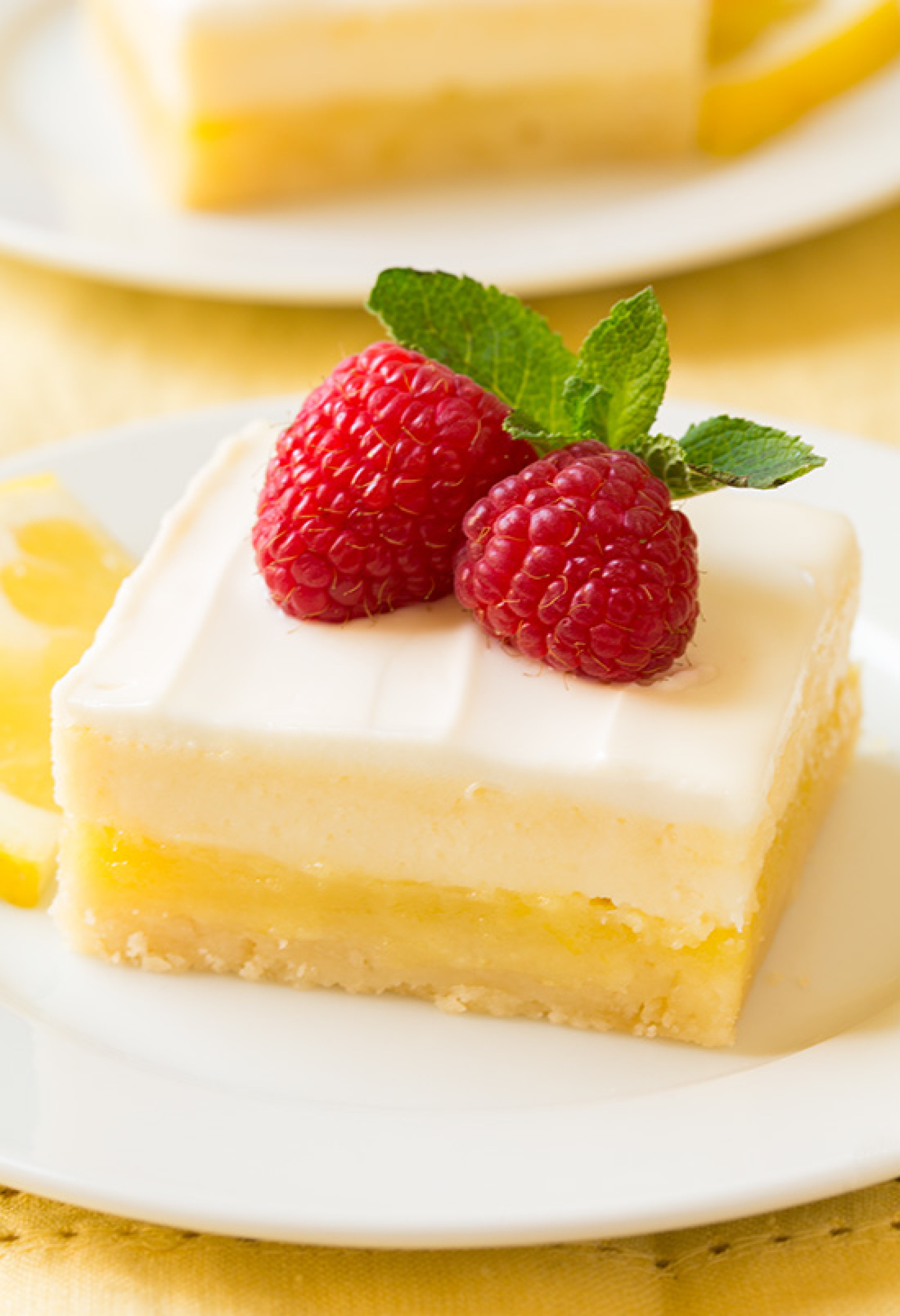 Cheesecake Lemon Bars Recipe 5 | Just A Pinch Recipes