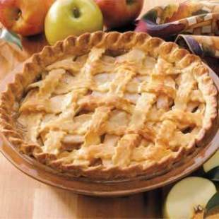 Apple Walnut Pie Recipe