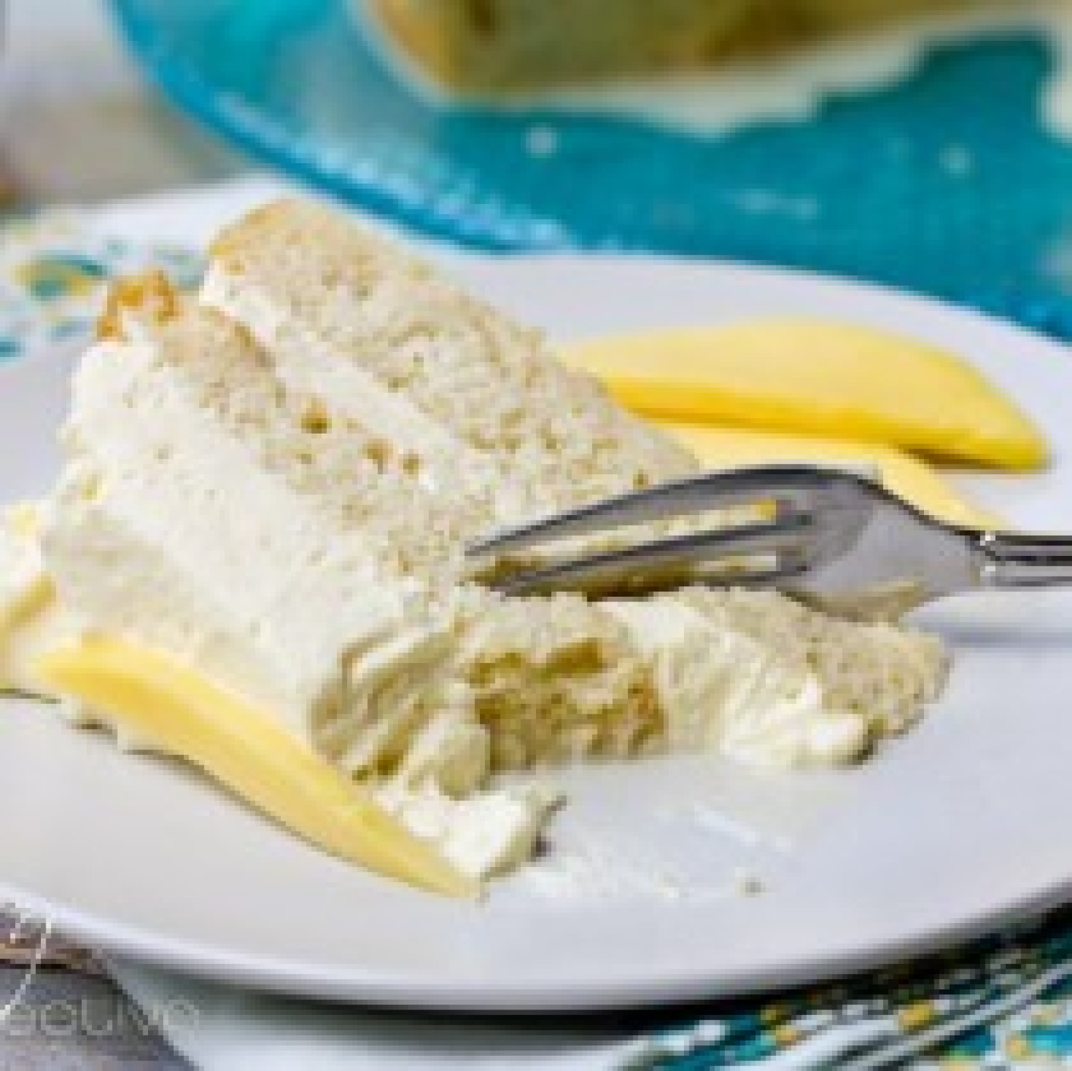Tres Leches Cake Recipe with Mango Cream | Just A Pinch Recipes
