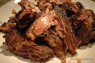 Zee's Mustard Onion Chuck Roast Recipe