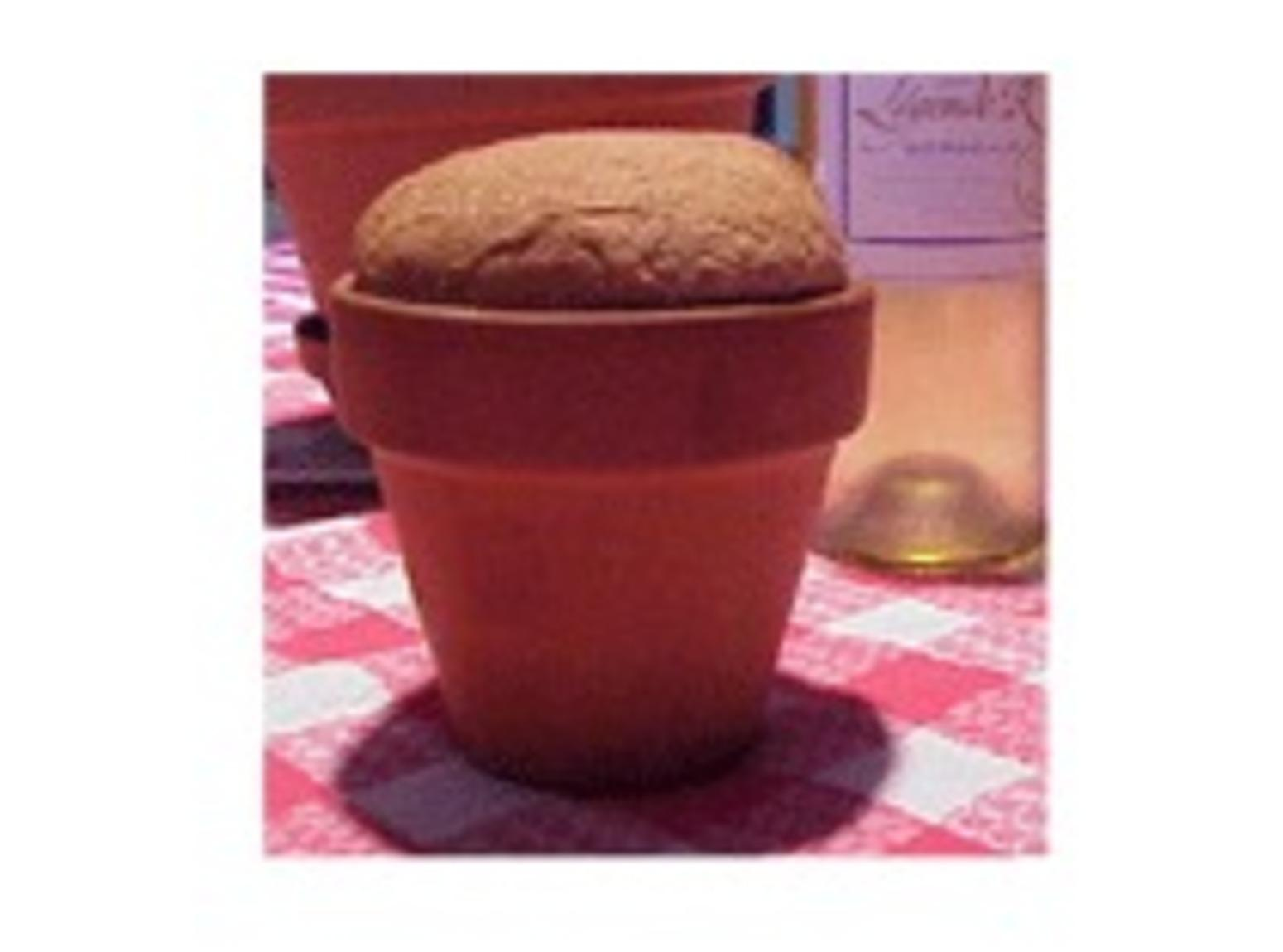 Tips for baking in clay flower pots Recipe