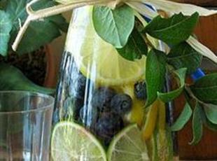 Mock Blueberry Fizzy Recipe