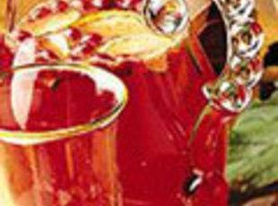 Fruity Virgin Cranberry Orange Fizz Recipe