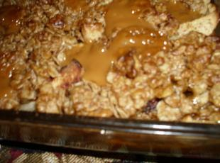 Spiced-Up Apple Crisp Recipe