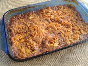 The Best Ever Sweet Potato Pudding Recipe