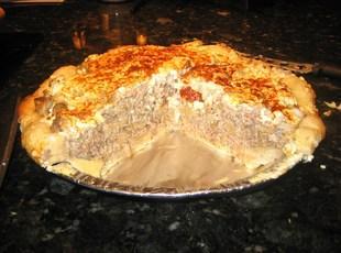 *** Mom's Hamburger Pie *** Recipe