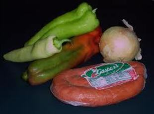 Portuguese Chourico and Peppers Recipe