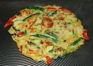 Asian Brunch Pancake Recipe