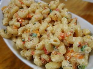 Summertime Pasta Salad Recipe