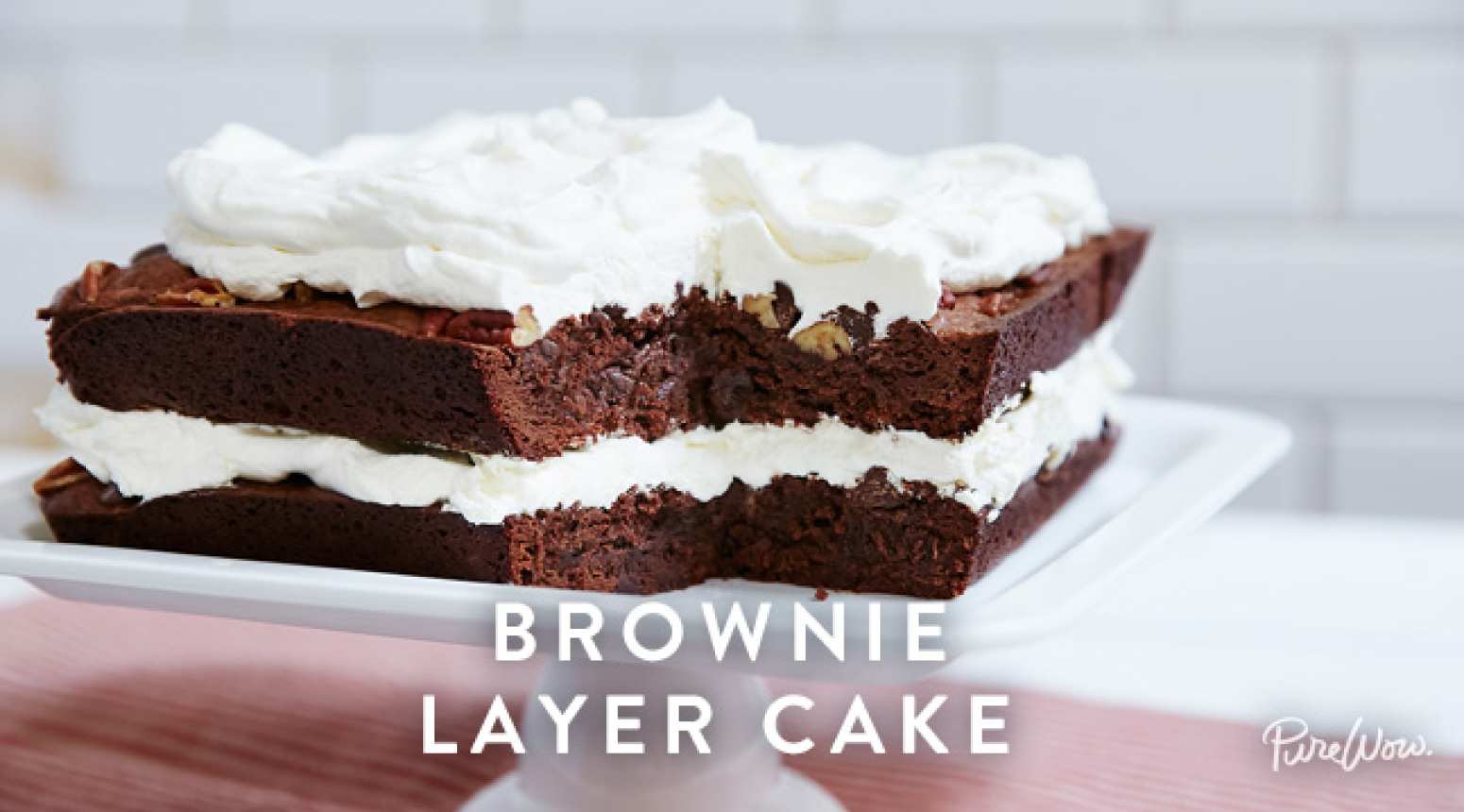 Brown Sugar Layer Cake