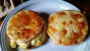 ~ My Tasty Tuna Melts ~ Recipe