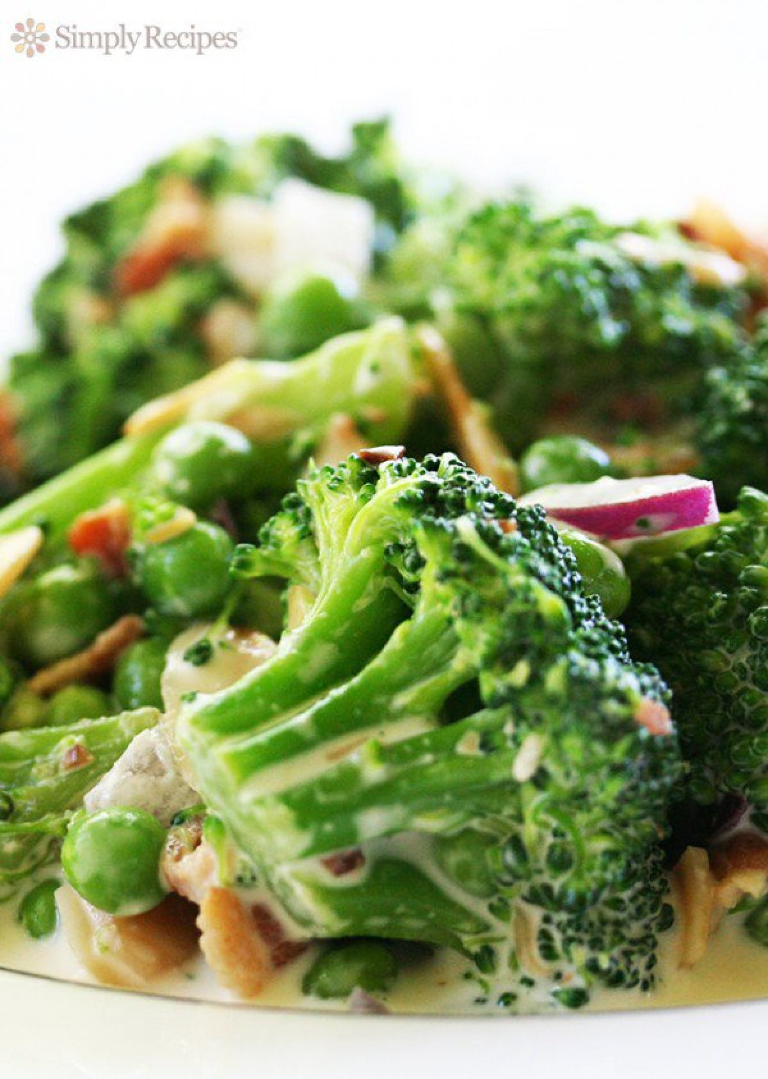 Blanch Broccoli For Salad | White Gold