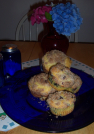 Blueberry Cake / Muffins