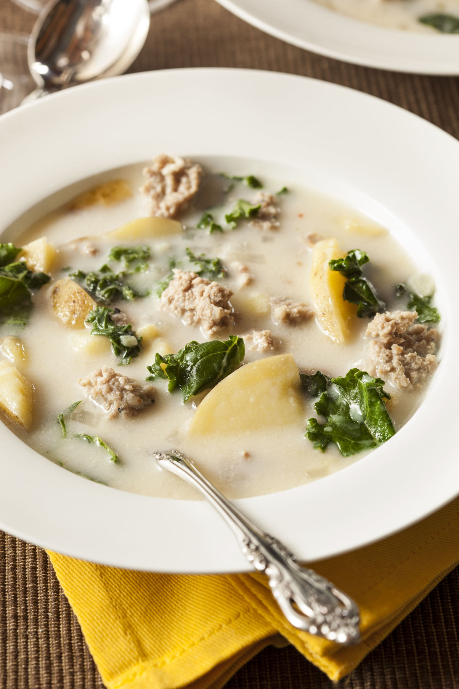 Olive Garden S Zuppa Toscana Recipe Just A Pinch Recipes