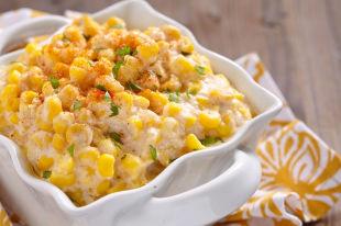 Rudy's Slow Cooker Creamed Corn Recipe