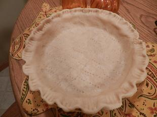 Fool Proof Pie Crust Recipe