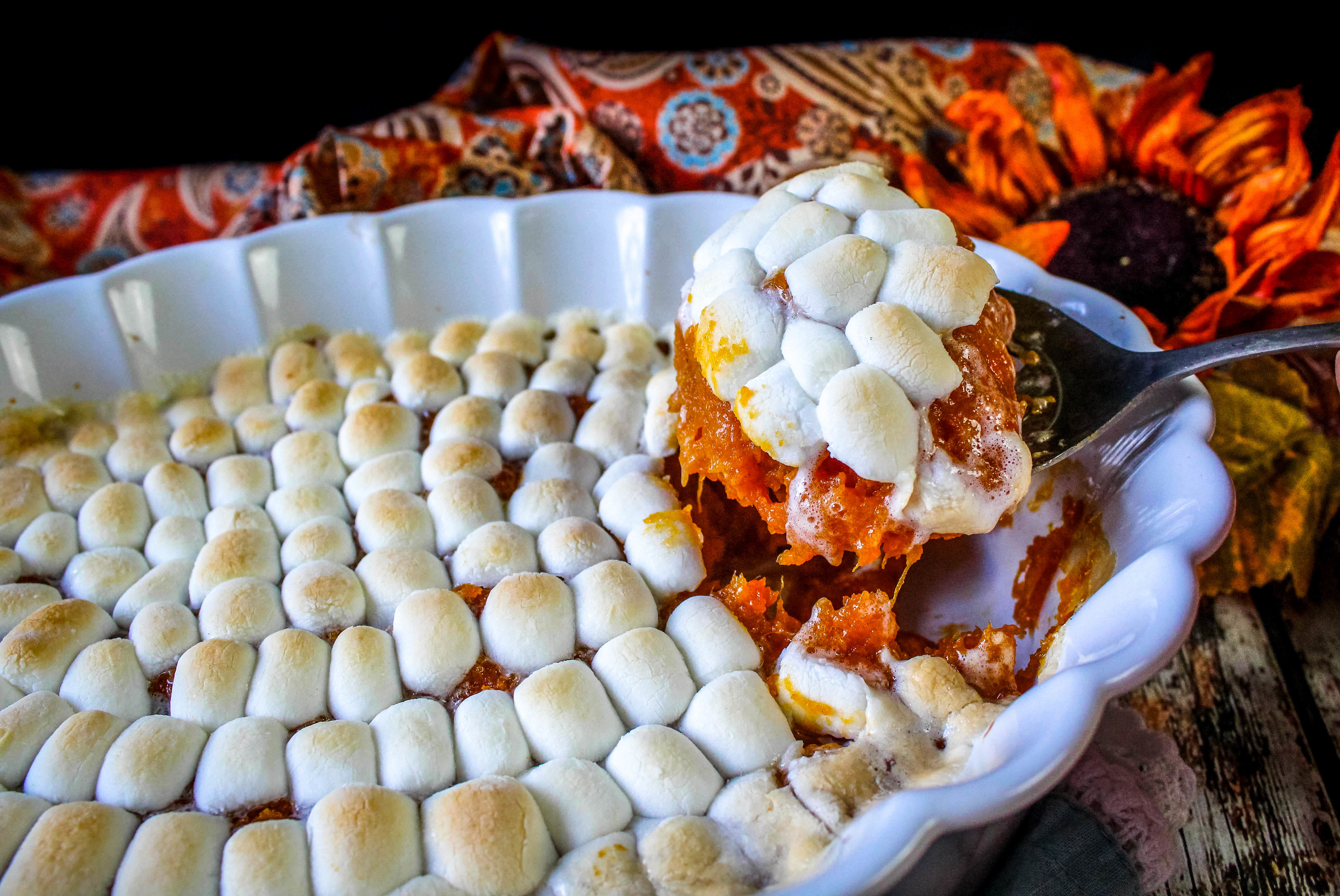Candied Yams from Scratch Recipe