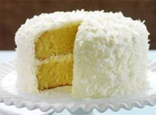 Missy's Coconut Cream Cake