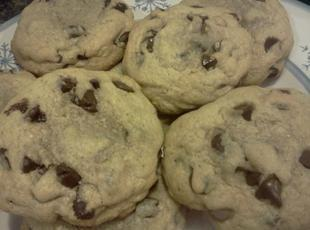 Perfect Chocolate Chip Cookies! Recipe