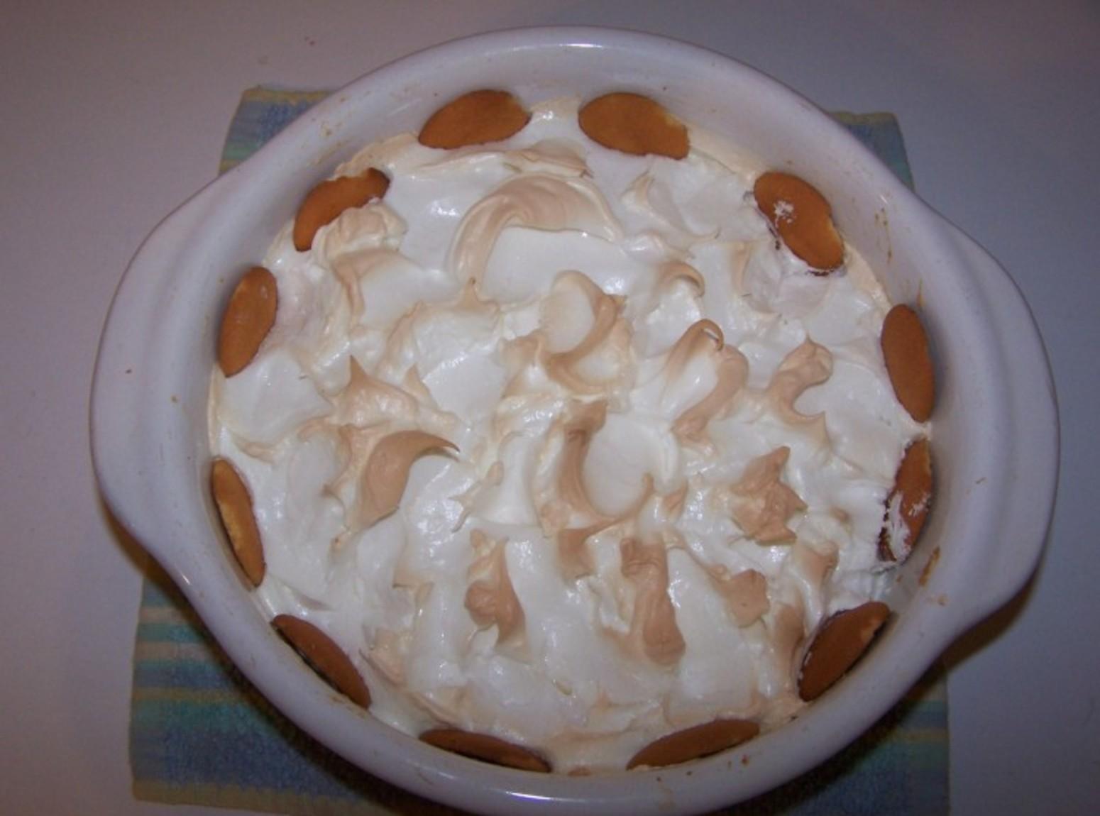 Original 'Nilla Banana Pudding Recipe