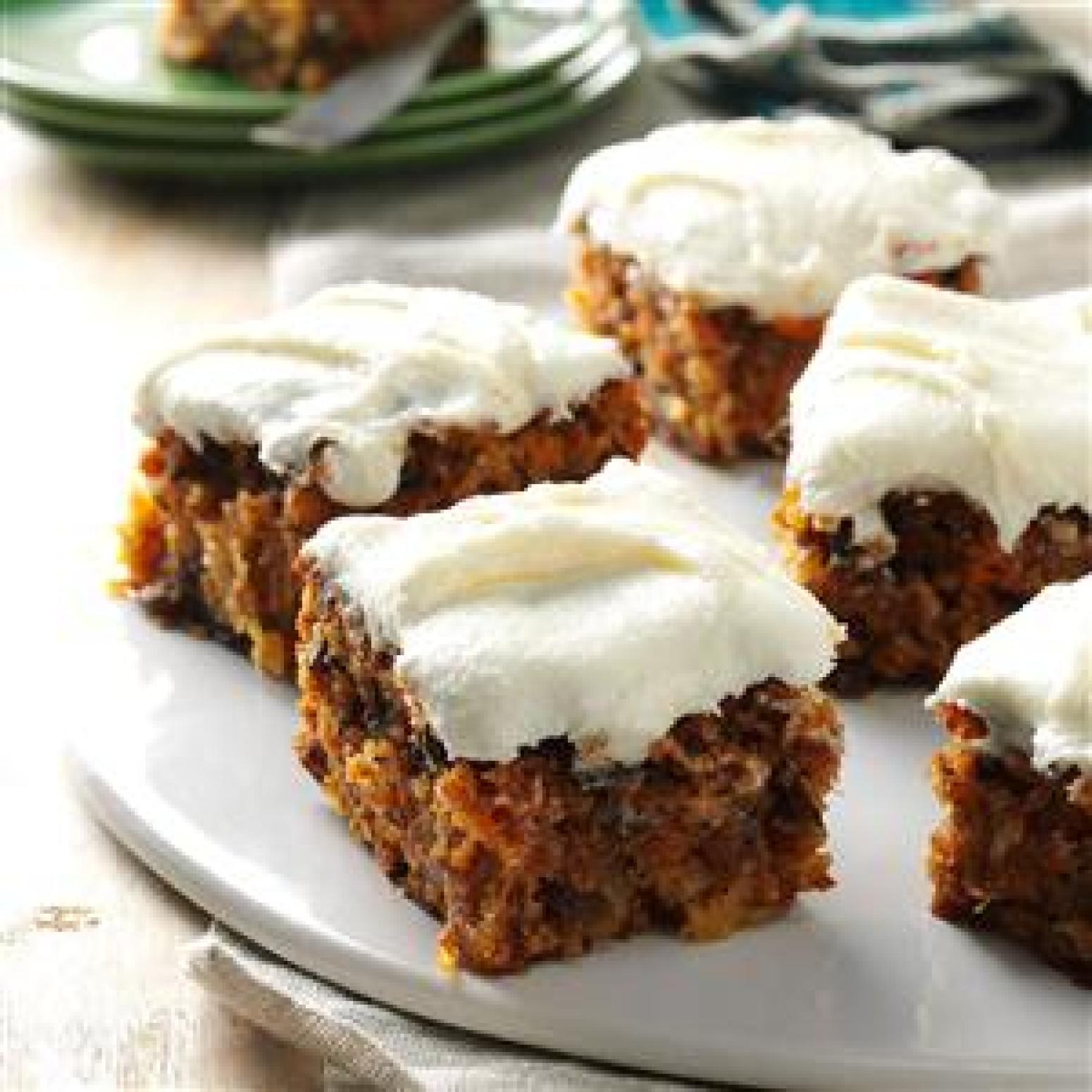 Oregon Carrot Cake