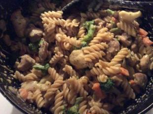 Chicken Pasta Accents