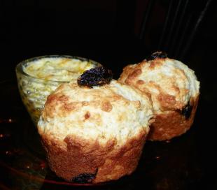 Irish Soda Muffins Recipe
