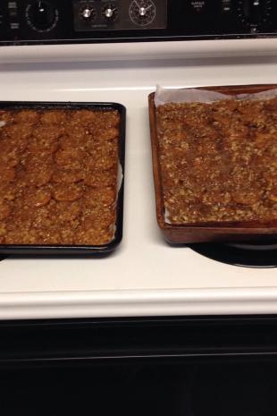 Pecan Pie Crackers Recipe