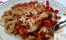 ~ Cheesy Stove Top Chicken Parmesan ~ Cassies Recipe