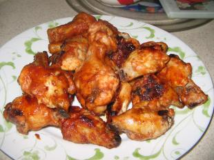 Party Chicken Wings! Recipe