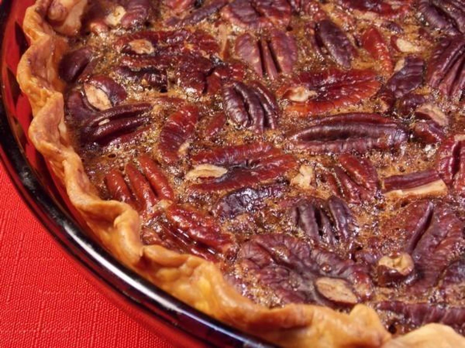 Easy Pecan Pie Recipe 2 | Just A Pinch Recipes