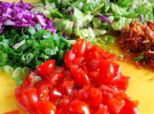 Layered Chopped Salad by Susan Recipe