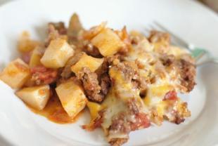 taco potato casserole Recipe