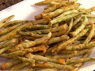 Fried Green Beans Recipe