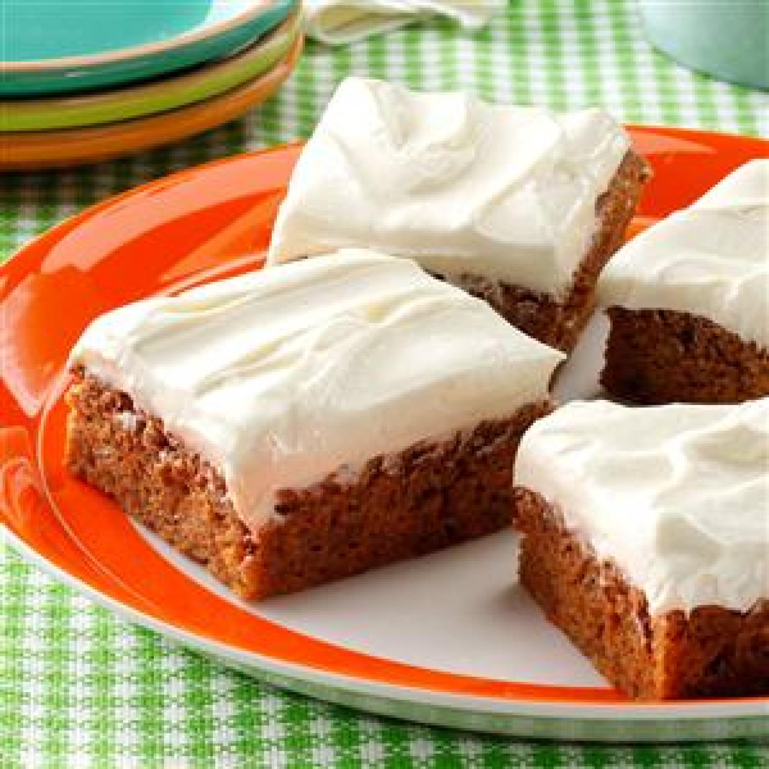 Carrot Cake Recipe With Orange Juice