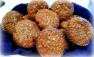 ~ Moist Honey Nut Banana Muffins ~ Recipe