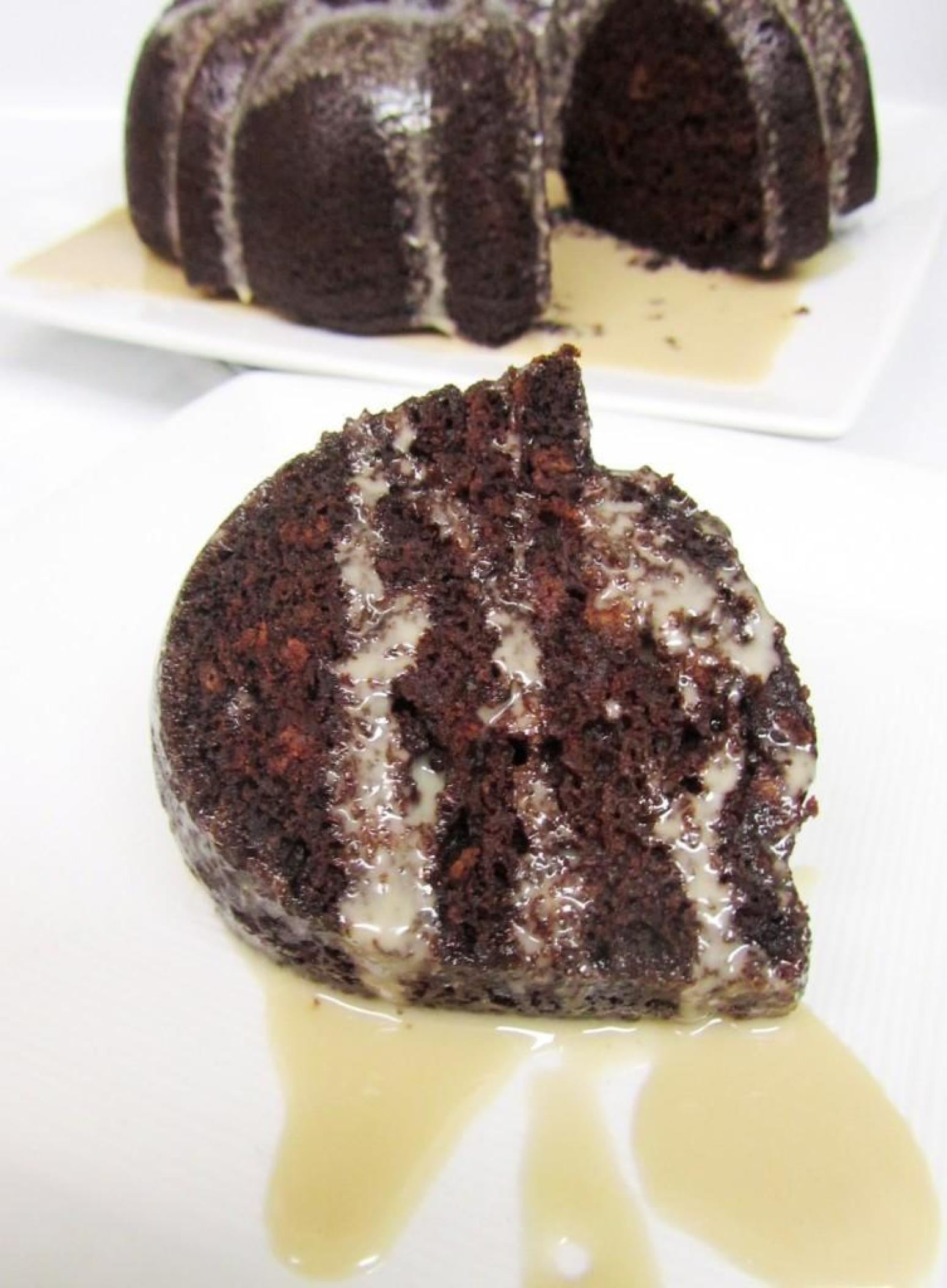 Chocolate Root Beer Bundt Cake Recipe | Just A Pinch Recipes