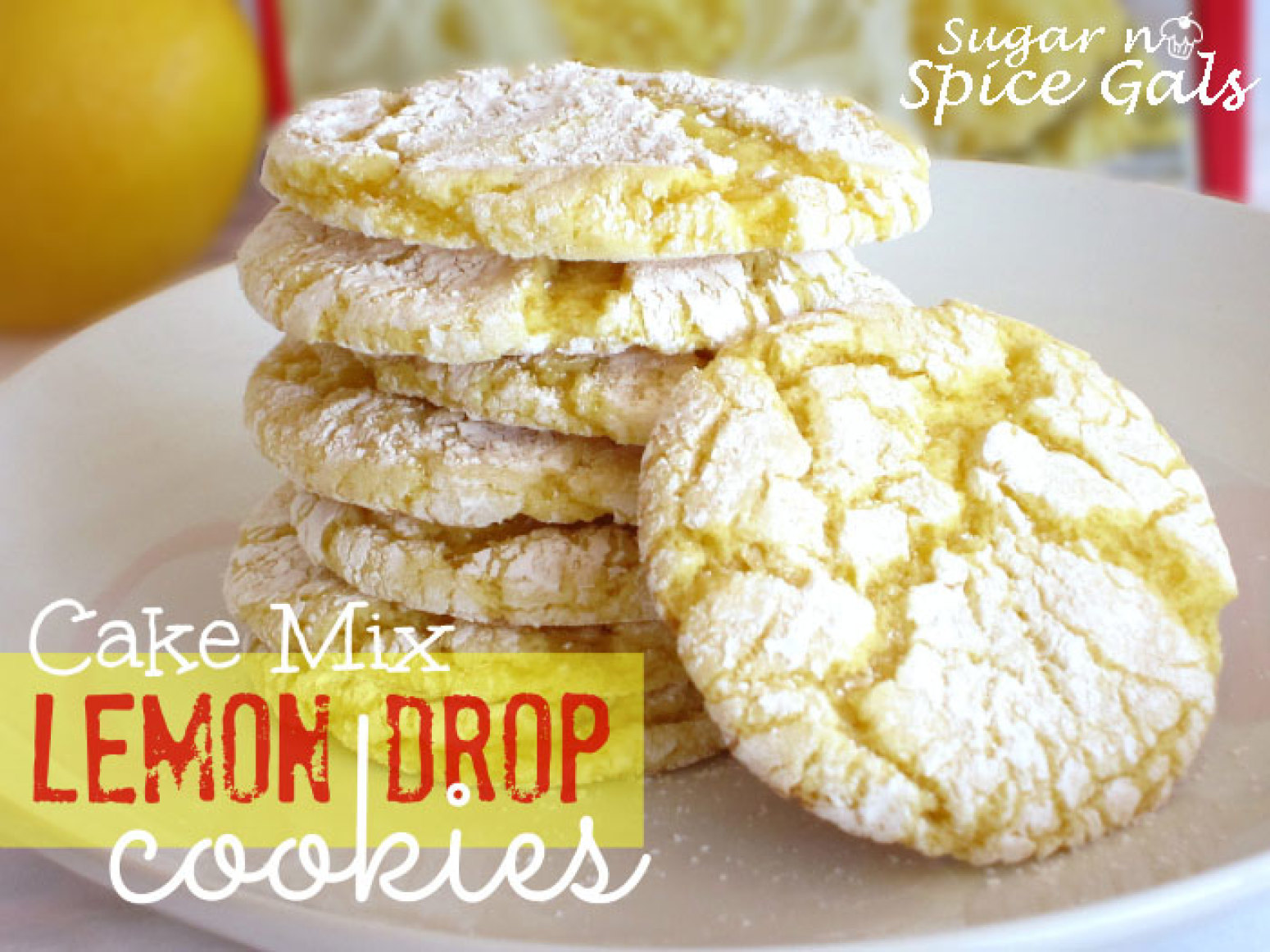 Lemon Cool Whip Cookies Recipe 6 | Just A Pinch Recipes